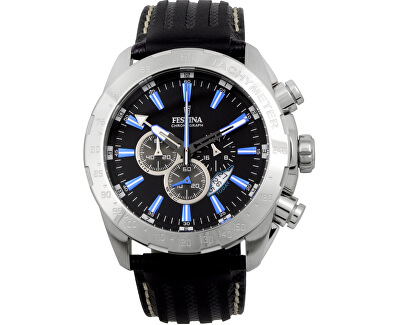 Chrono Dual Time 16489/3