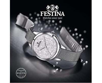 #festina.watches Je vyobrazen model s jiným uchycením tahu.