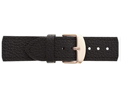 Shispare Black Leather Strap FCG-B034R