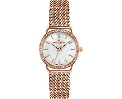 Kamet Rose Gold Mesh Watch FCD-3918