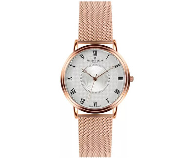 Rose Grand Combin Rose gold Mesh FAM-3220R
