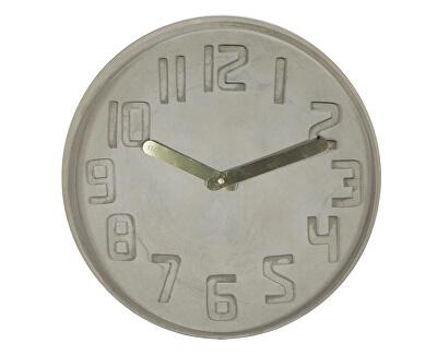 Ceas de perete de proiectare CL0128 35 cm Fissure
