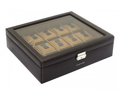Casetă elegantă - depozitare pentru 15 ceasuri Bond 20111-3