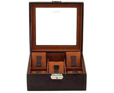 Bond 20085-3Casetă elegantă cu depozitare pentru 6 ceasuri