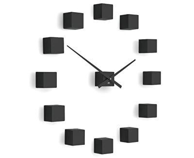 Future Time Ceas de pereteCubic Black FT3000BK