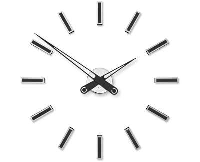 Nalepovací hodiny Modular Black FT9600BK