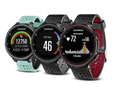 Forerunner 235 Optic GPS hodinky s měřičem tepu Grey