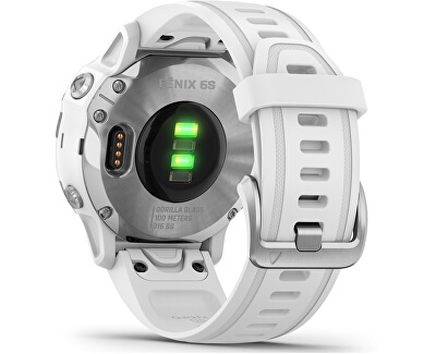 Fenix 6S Silver/White Band 010-02159-00