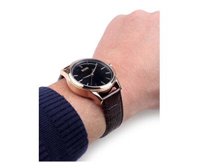 Chytré hodinky Black Smartwatch 1513451