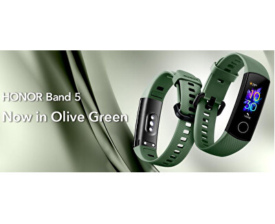 Band 5 Green