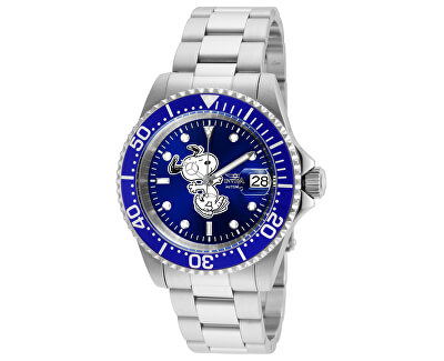 Pro Diver Character Collection Snoopy Automatic 24783