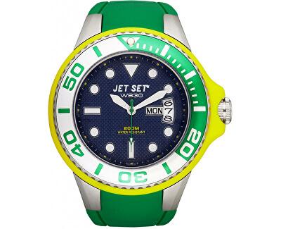 Analogové hodinky WB30 J55223-13 s vodotěsností 20 ATM