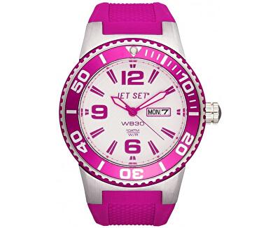 Analogové hodinky WB30 J55454-166 s vodotěsností 10 ATM