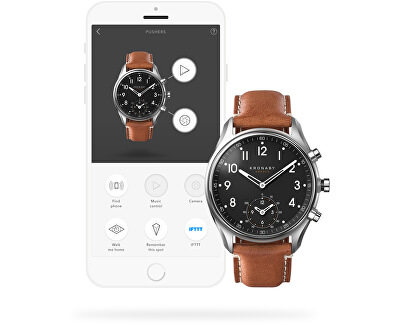 Vodotěsné Connected watch Apex S0729/1