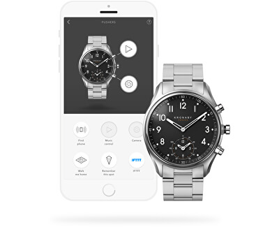 Vodotěsné Connected watch Apex S1426/1