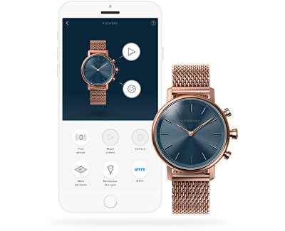 Vodotěsné Connected watch Carat S0668/1