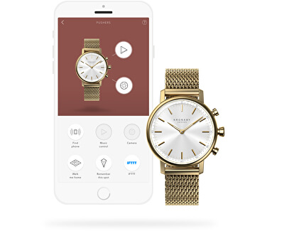 Vodotěsné Connected watch Carat S0716/1