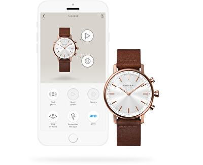 Vodotěsné Connected watch Carat S1401/1