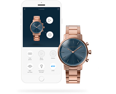 Vodotěsné Connected watch Carat S2445/1