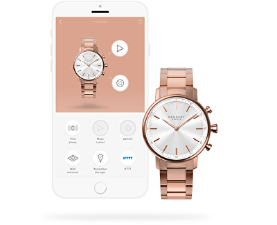 Vodotěsné Connected watch Carat S2446/1