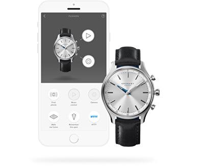 Vodotěsné Connected watch Sekel S0657/1