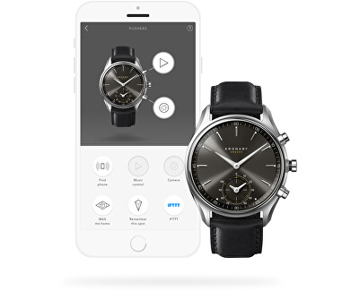 Vodotěsné Connected watch Sekel S0718/1