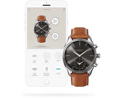 Vodotěsné Connected watch Sekel S0719/1