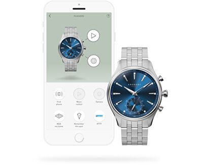 Vodotěsné Connected watch Sekel S3119/1