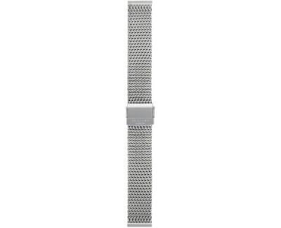 Kronaby Milánský tah silver 18 mm A1000-0573