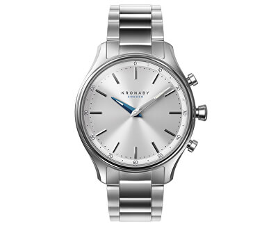 Kronaby Connected watch Sekel A1000-0556 cu etanș