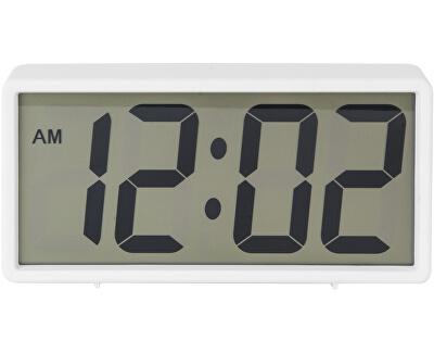 Digitální stolní i nástěnné hodiny/budík KA5646WH
