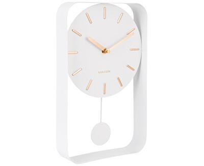 Nástěnné kyvadlové hodiny KA5796WH