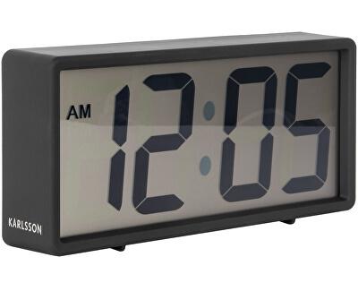 Digitální stolní i nástěnné hodiny/budík 5646BK