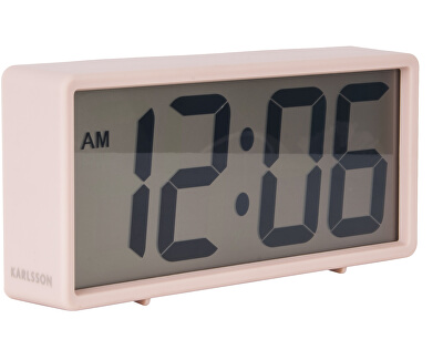 Digitální stolní i nástěnné hodiny/budík KA5646PI