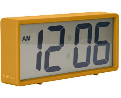 Digitální stolní i nástěnné hodiny/budík KA5646YE
