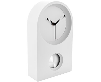 Stolní kyvadlové hodiny KA5801WH