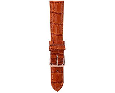 Curea ceas din piele/maro 18 mm LBR18