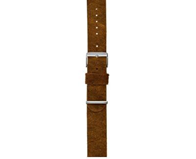 Curea ceas din piele/maro 22 mm CZS22