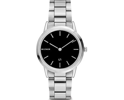 Chelsea S - Silver Black