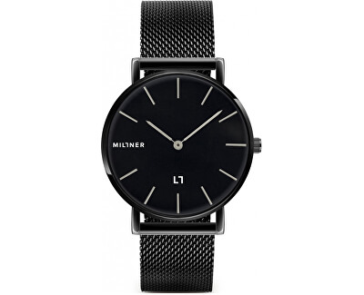 MayfairS Full Black 36 mm