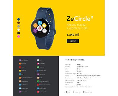 ZeCircle2 Blue/Blue