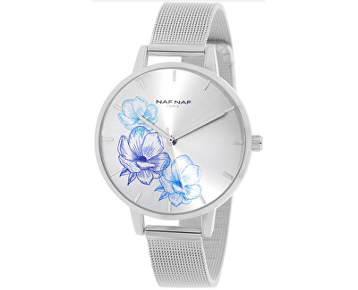 Náramkové hodinky NAF NAF N10754-006
