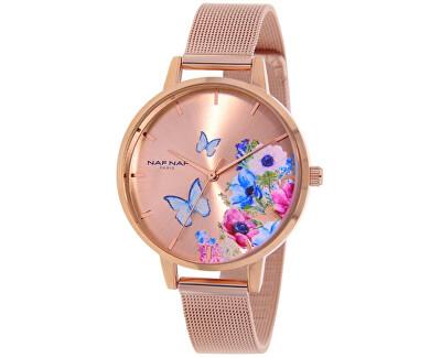 Náramkové hodinky NAF NAF N10754-011