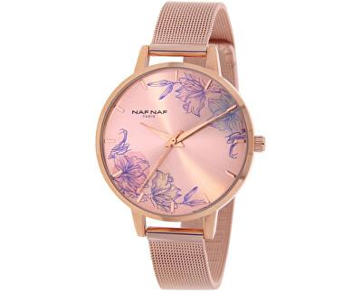Náramkové hodinky NAF NAF N10754-015