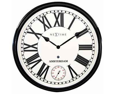 Nextime Amsterdam 41cm 3129zw