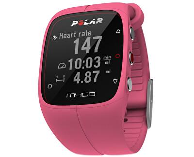 M400 Pink HR