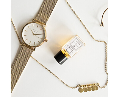 The Tribeca White-Gold