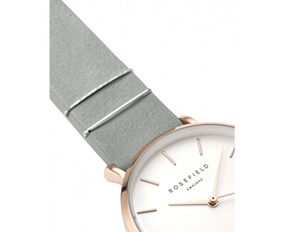 The West Village Mint Grey Rosegold