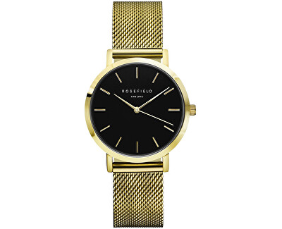 Rosefield The Tribeca Black Gold