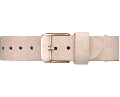 West Village Soft Pink Rosegold Strap